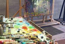 Studios & artists
