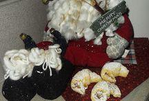 Nyanko bäckt ... zu Weihnachten