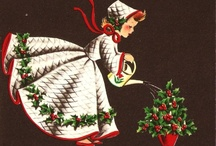 Christmas vintage / by Alina White