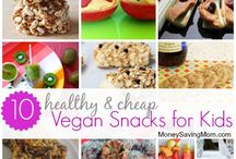 Kids food ideas: snacks and meals