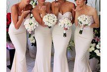 ((Bridesmaids)) / // / by Callie's Wedding