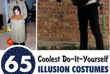 Costumes DIY / by Brooke Nelson-Bartholomew