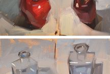 painting tutorials / by Jaquelin Jenkins Perry