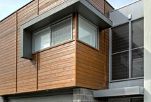 Cladding by Weathertex / Weathertex's external timber cladding  is the ideal solution for any builder, architect's or designer in search for environmentally conscious and high quality material.