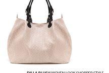 Marlafiji - Dilla Blush Handbag