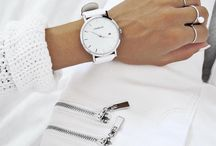 Tick Tock Tick Tock / Watches and How to wear them