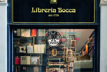 Libreria Bocca |  Oasis showroom in Milan / Milan : a new home for Oasis style http://www.oasisgroup.it/milan-new-home-oasis-style/