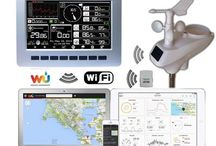 Top 10 Best Home WiFi Weather Stations in 2016 Reviews / WiFi Weather Stations, Home WiFi Weather Station, weather station,