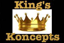 """King's Koncepts / An encouraging, inspiring and motivating column on the """"For Gospel's Sake"""" blogazine by Elder King."""