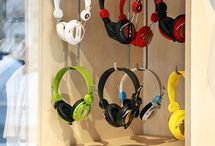 Headphone Showroom Design