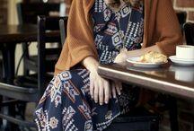 Casual Long Dress Pattern
