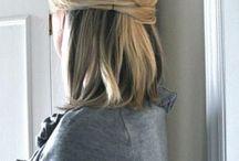 Hair Ideas / by Stephanie Prinsen
