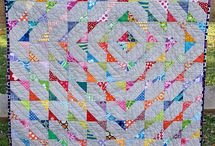Quilts---Rolling Star