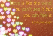 LoveLiveLaugh / Love your life! Laugh your heart out!