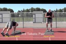 HIIT - Tabata - Interval - Exercises