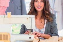Пошаговое шитьё одежды