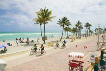 TRAVEL--St. Augustine, Hollywood, Ft. Lauderdale, Dania Beach, South Beach, FL & Plains, GA