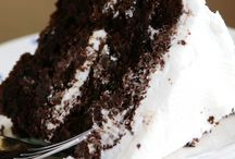 Scrumptious Desserts / Desserts that I wish I could make and eat