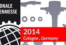 FIERA INTERNAZIONALE DELLA FERRAMENTA - KOLN - 2014 / fiera internazionale della ferramenta per le più importanti aziende a livello internazionale dal 9 al 12 marzo 2014