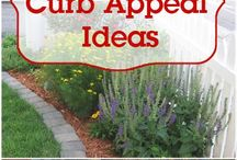 Curb Appeal / Add some charm and character to your home!
