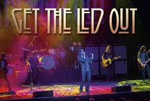 "Get The Led Out / Get The Led Out is a group of professional musicians who are passionate about their love of the music of Led Zeppelin. It's been their mission to bring the studio recordings of ""the mighty Zep"" to life on the big concert stage. This is not an impersonator act but rather a group of musicians who were fans first, striving to do justice to one of the greatest bands in rock history!"