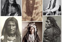 Native Americans- dreads