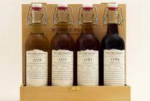 Etiquetas y packaging botellas