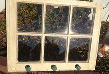 Old window upcycle
