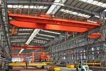 low price double girder overhead crane for sale