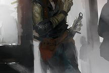 Fantasy Art: Rogue