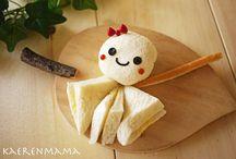 Bentos/ Cute Food / by Tushawn