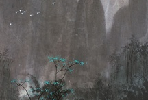 Chinese painting ,kínai festészet