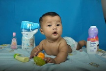 Khalif action for cussons photo contest