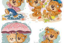 медведики