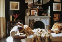 Fur furnishings and bedding