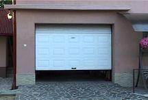 Modul de actionare a unui sistem de automatizare poarta si a unei usi de garaj.