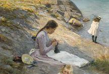 Fanny Brate (1861 - 1940)