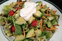 """SWELLmom """"clean eating"""" entrees / a few of my favorites when you're doing a """"clean eating"""" cleanse or simply trying to eat healthfully..."""