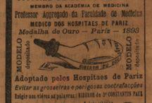 Publicidades Antigas / Publicidades dos antigos jornais do Amazonas