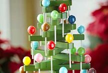 Árboles de Navidad / diferentes modelos que he ido recopilando a lo largo de los años