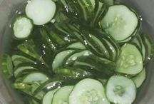 Garden Produce Recipes
