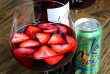 Wine Cocktails! / Delicious, new takes on the classic glass of wine - wine with a twist!