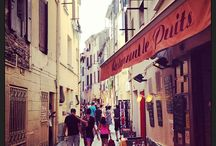 2015 Writing Retreat in France / A writing workshop/retreat in France in September of 2015.