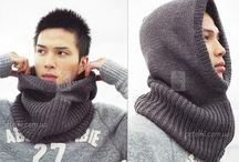 Мужские вязанки