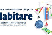 Habitare 2014 / Kuvasatoa vuoden 2014 tapahtumasta