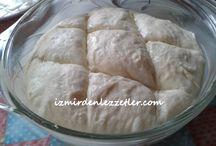 Ekşi maya ile ekmek