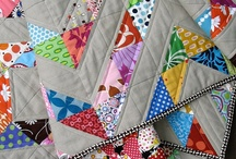 Mixi Heart Quilts/Sews / by Mixi Heart