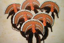 Vintage Thanksgiving & Decorating Ideas