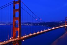 Marin County Towns / Here you will find the key towns in the beloved Marin County...who wouldn't want to live here?!