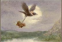 Fairy and fantasy art